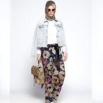 Tesettürde Yaz Trendi: Desenli Bol Pantolonlar