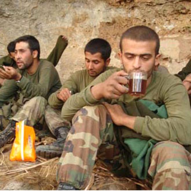 Askerlerimizin Evlerinde Bayram Havası
