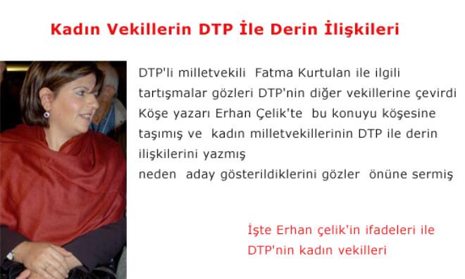 DTP'li Kadın Vekillerin Öyküleri