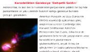 Galeri: Karadelikten Galaksiye 'Dehşetli Saldırı'