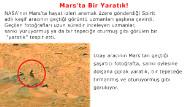 Galeri:  Mars'ta Bir Yaratık!