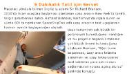 Galeri: 5 Dakikalık Tatil için Servet