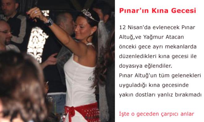Pınar'ın Kına Gecesi