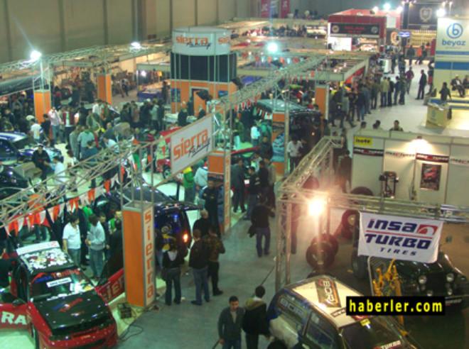 Tuning Fuarı İstanbul 1