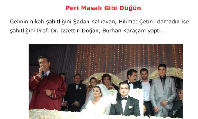 Peri Masalı Gibi Düğün