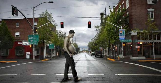 Hamile Erkek Gün Sayıyor