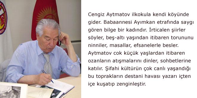 Cengiz Aytmatov'u Kaybettik İşte Hayatı