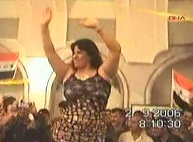 Saddam'ın Sarayında Álem
