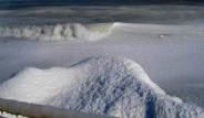 Galeri: Hiç Donmuş Deniz Gördünüz mü?