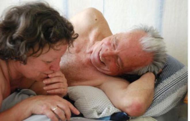 Yaşlıların cinsel hayatını anlatan film olay yarattı