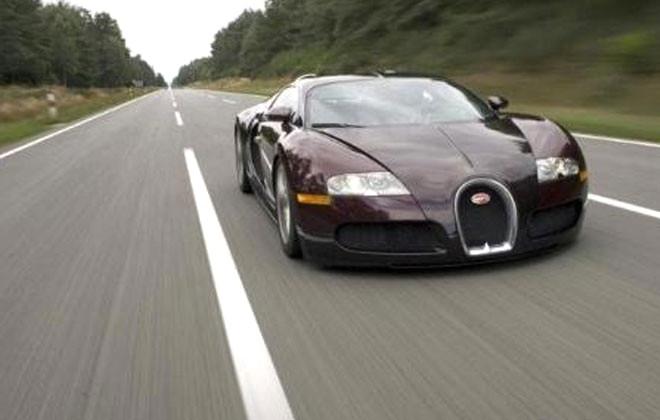 İşte 2.4 Milyon Euro'luk Bugatti