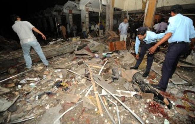 Pakistanda Patlama 60 Ölü