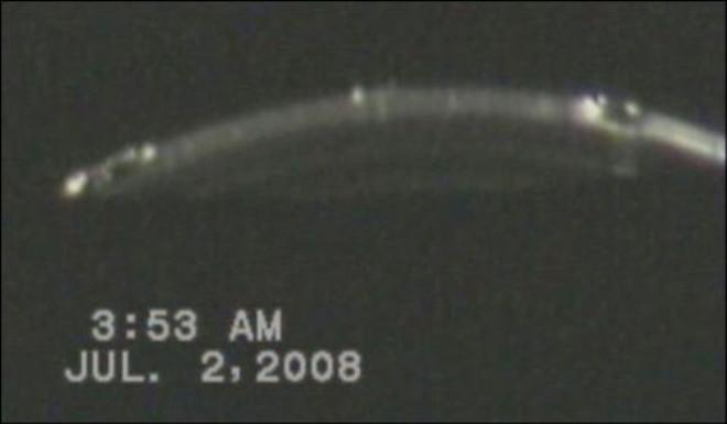İşte Dünyayı Ayağa Kaldıran Ufo Görüntüleri