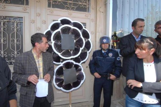 Tunceli'de Erdoğan Gerilimi