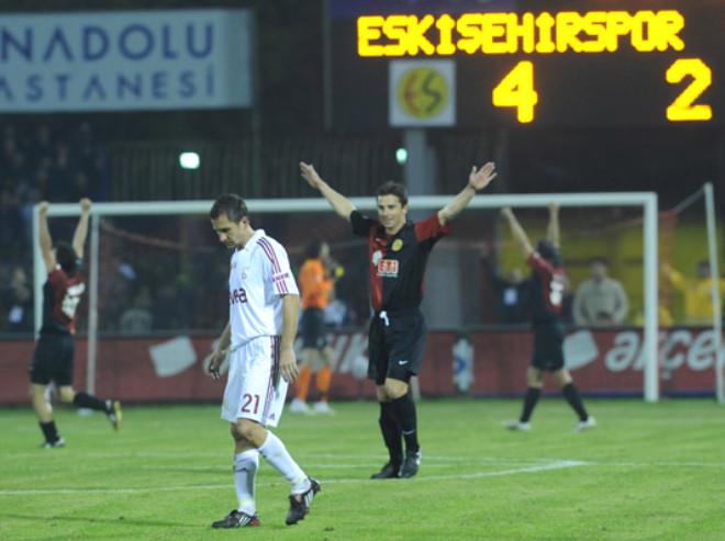 Eskişehirspor 4 - 2 Galatasaray