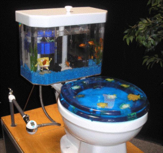 Dünyanın En İlginç Tuvaletleri