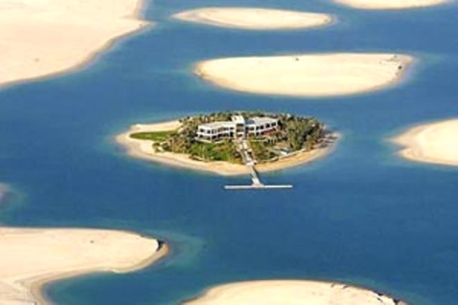 Dubai Adaları İstanbul'da Satışta