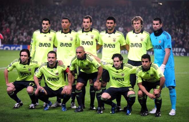 Arsenal 0 - 0 Fenerbahçe