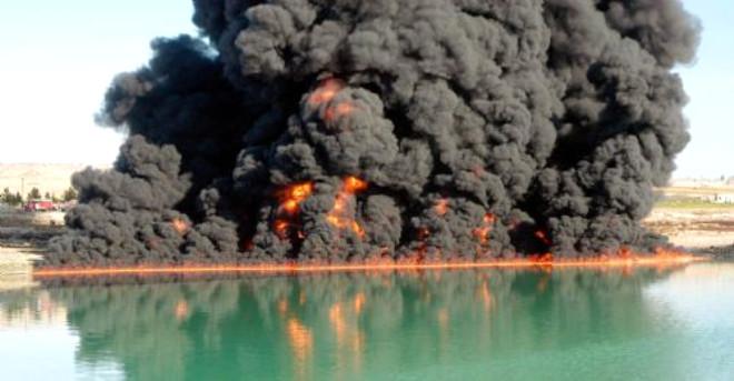 Ş.Urfa'da Petrol Felaketi