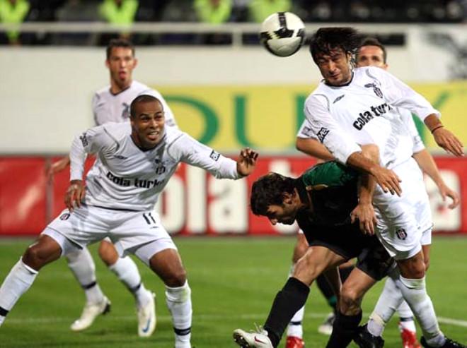Beşiktaş 5 - 2 Kocaelispor