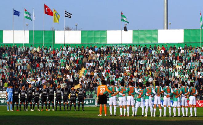 Bursaspor 0 - 0 Beşiktaş