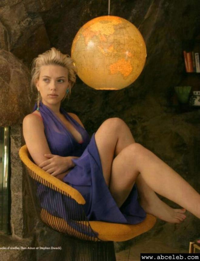 İşte yaşayan en seksi kadın: Scarlett