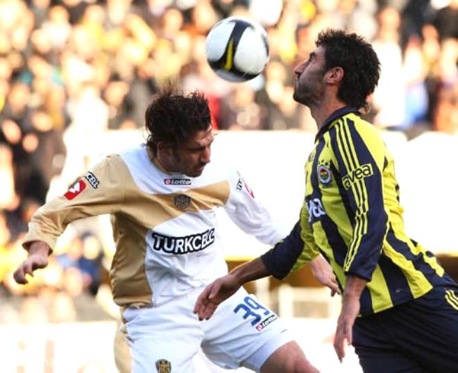 Ankaragücü 0 - 0 Fenerbahçe