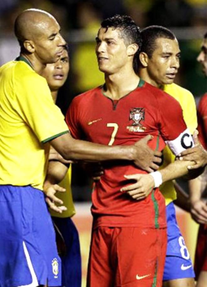 Cristiano Ronaldo Çıldırttı