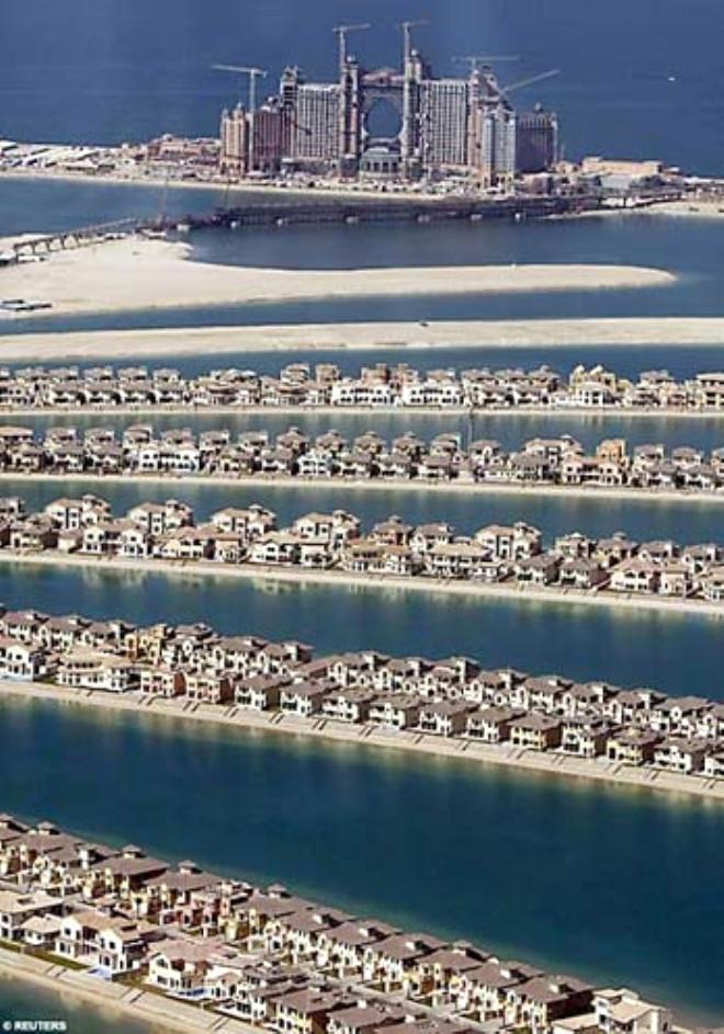 Yeryüzündeki cennet Dubai