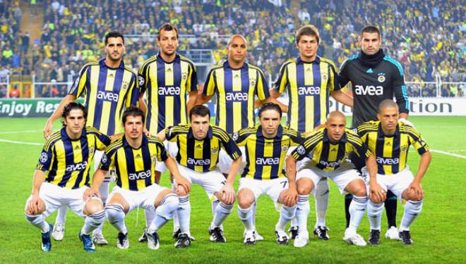 Fenerbahçe 1 - 2 Porto
