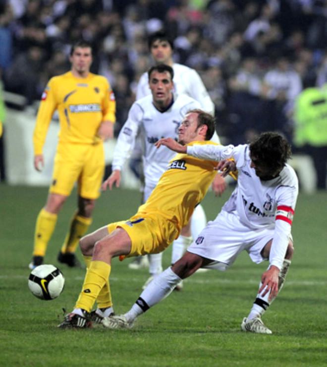 Beşiktaş 1 - 0 Ankaragücü