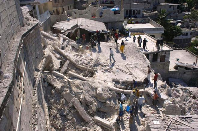 2008'in 10 büyük doğal afeti ve kazası