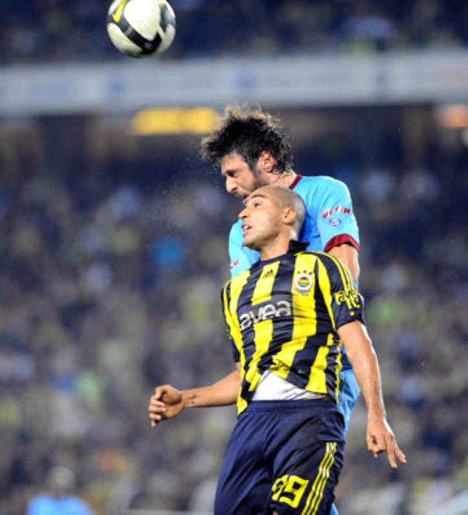 Fenerbahçe 0 - 0 Trabzonspor