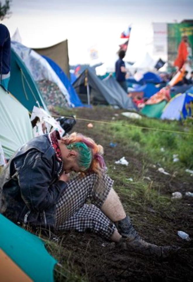 Böyle Çamur Festivali Görülmedi