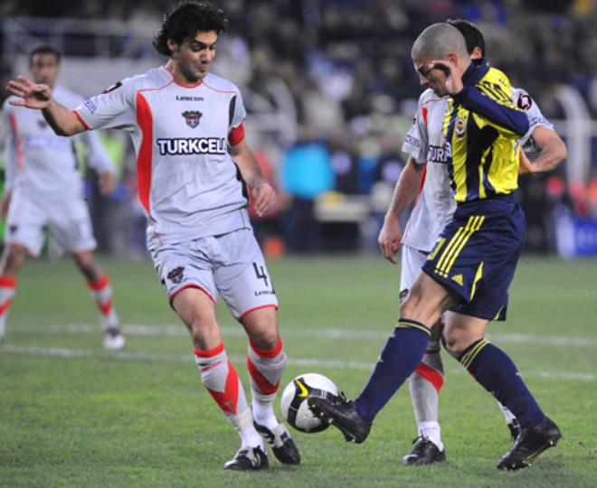 Fenerbahçe 1 - 1 Gaziantepspor
