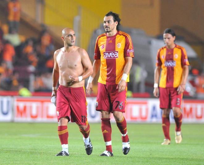Antalyaspor 1 - 0 Galatasaray