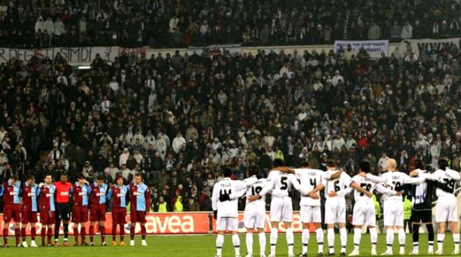 Beşiktaş 1 - 1Trabzonspor