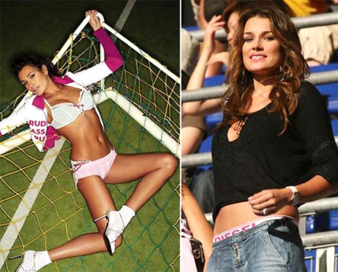 İşte Futbolcuların Birbirinden Güzel Eşleri