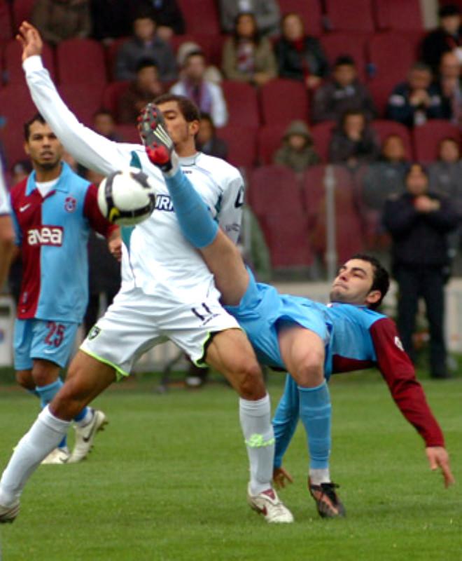 Trabzonspor 0 - 2 Denizlispor