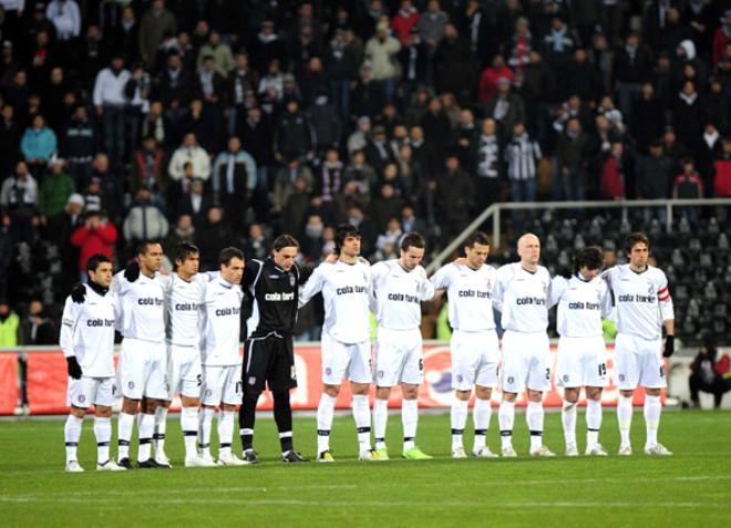Beşiktaş 2 - 1 İstanbul Büyükşehir Belediyespor