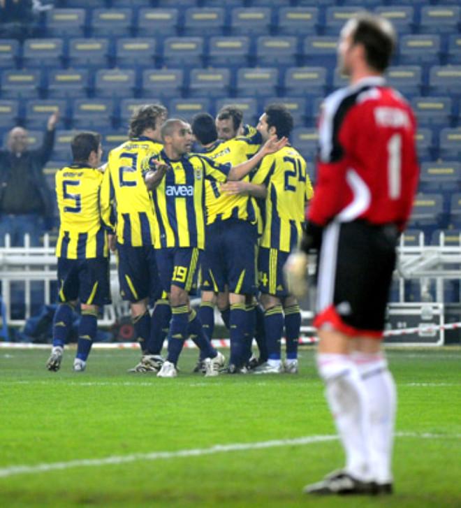 Fenerbahçe 3 - 1 Sivasspor
