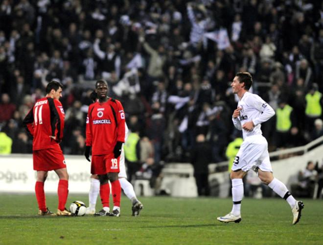Beşiktaş 3 - 0 Gençlerbirliği