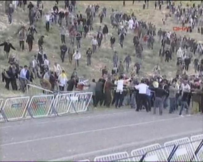 Urfa'da Çatışma