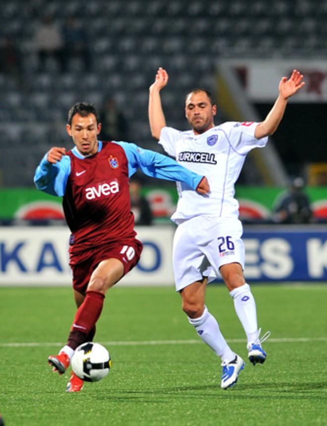 Hacettepe 1 - 4 Trabzonspor