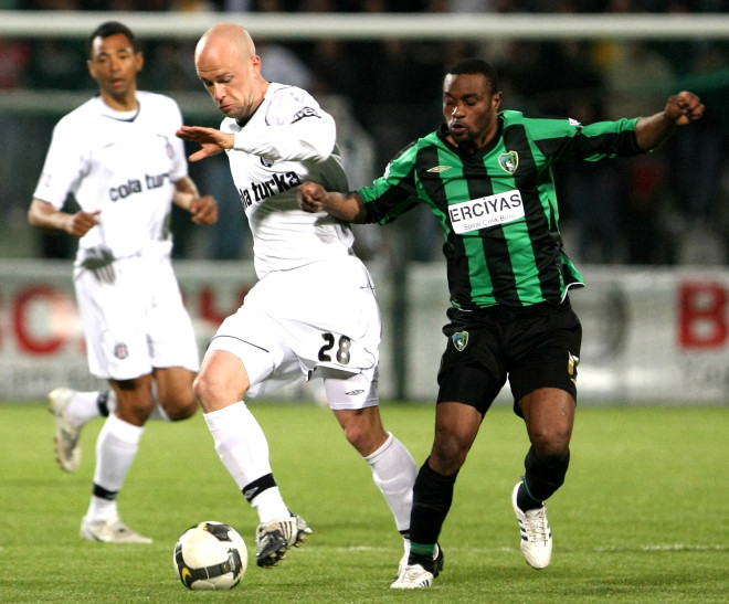 Kocaelispor 1 - 3 Beşiktaş