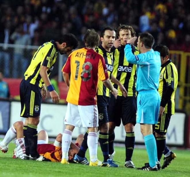 Galatasaray 0 - 0 Fenerbahçe