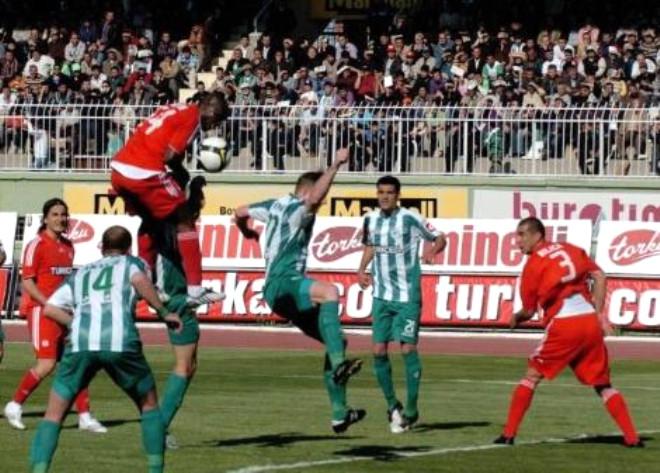 Konyaspor 0 - 0 Sivasspor