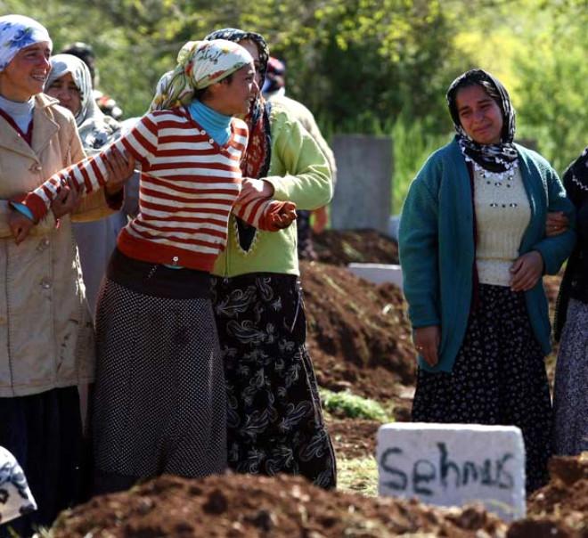 Mardin'de Acı Ve Gözyaşı