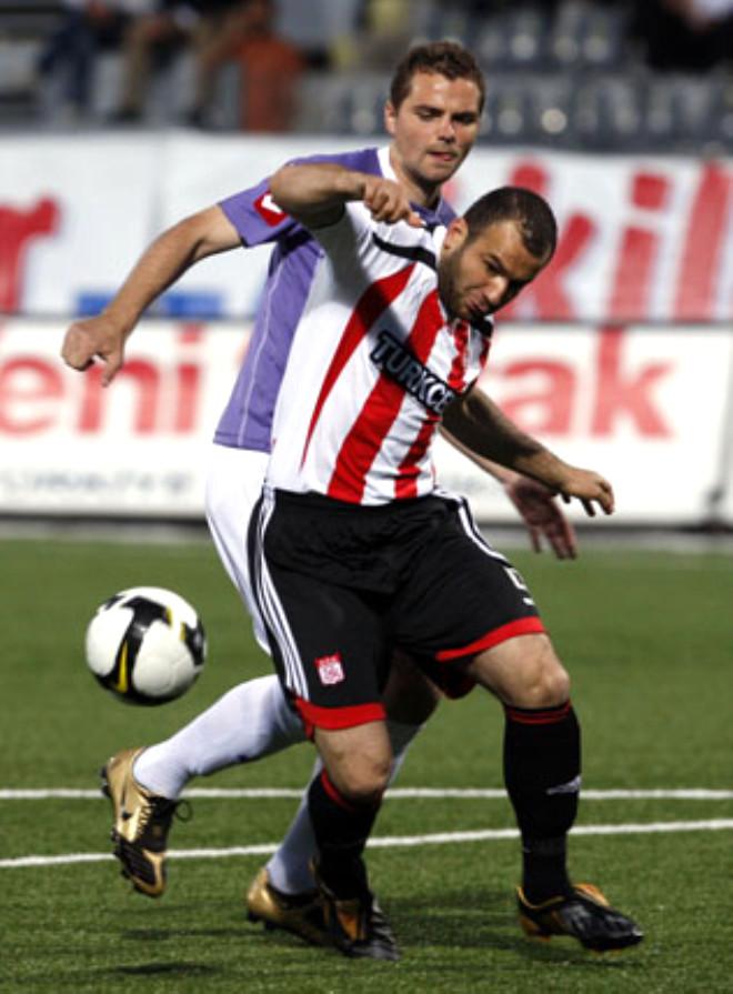 Hacettepe 1 - 2 Sivasspor
