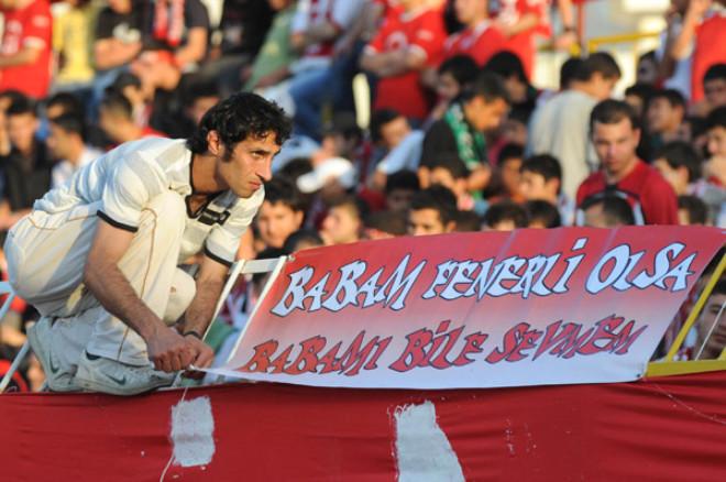 Antalyaspor 1 - 1 Fenerbahçe